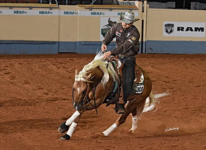 2018 NRHA Oklahoma City Derby – 23/06-01/07/2018 – Oklahoma City