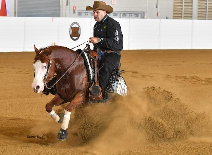 2019 NRHA Oklahoma City Futurity | 27-11/07-12/2019 | Oklahoma City (OK-USA)
